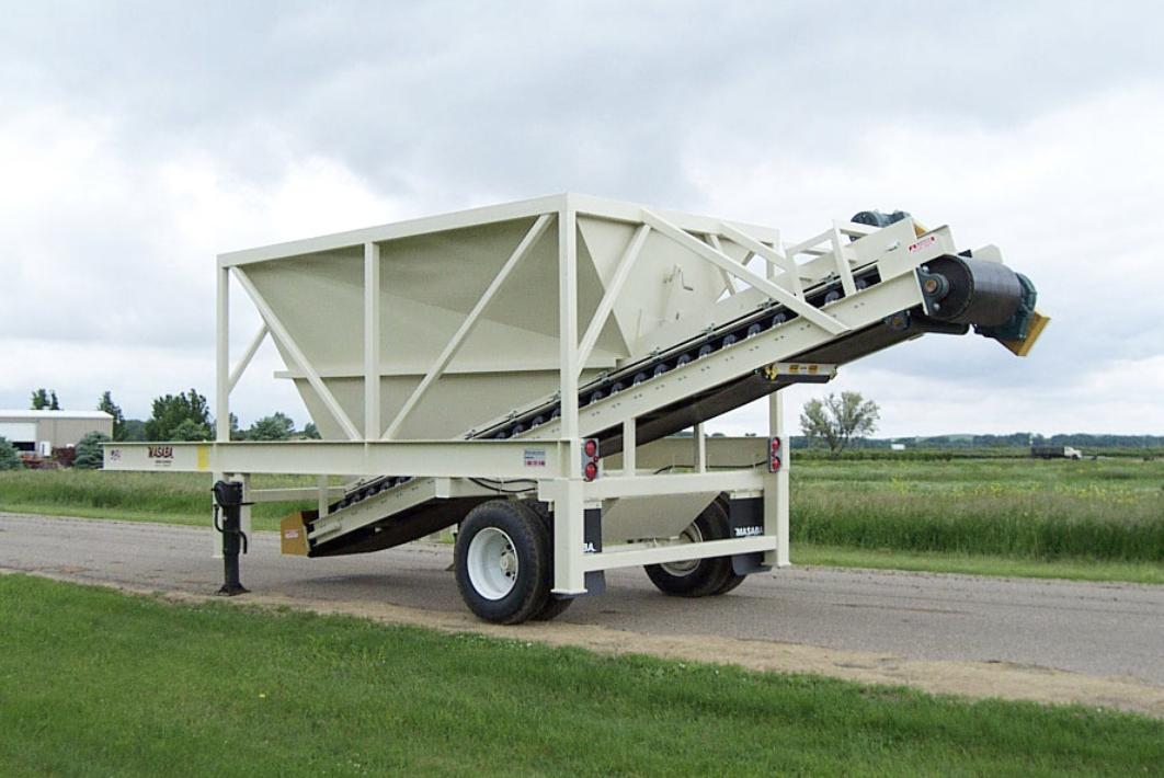 Portable Feeder Bins Rwc Equipment Leasing Feeder Bin