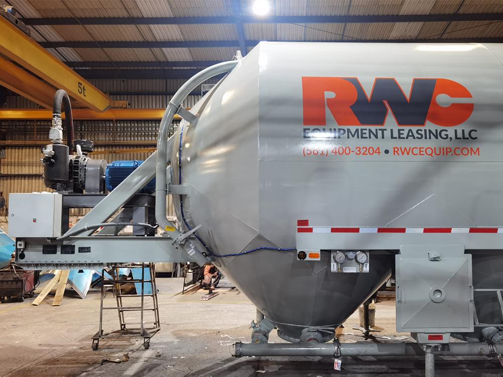 Portable Storage Pig   RWC Equipment Leasing