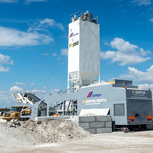 Cemex site progress at Killingholme